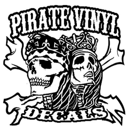 Logo No Shield 300 Vinyl Sticker