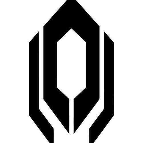 Mass Effect Cerberus Logo 002 Vinyl Sticker