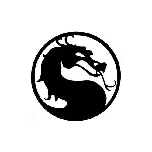 Mortal Combat 14 Vinyl Sticker