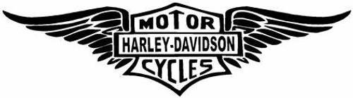 Harley Davidson Shield Style 2