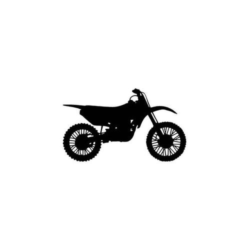Motorcycle s Suzuki Rm85 Motorcycle Vinyl Sticker