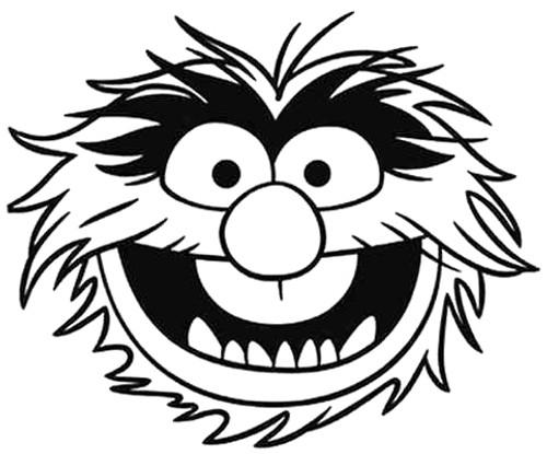 Muppet Animal
