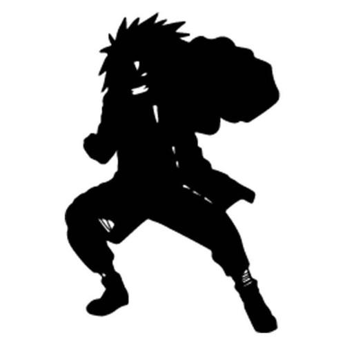 Naruto Choji Akimichi 6 Vinyl Sticker