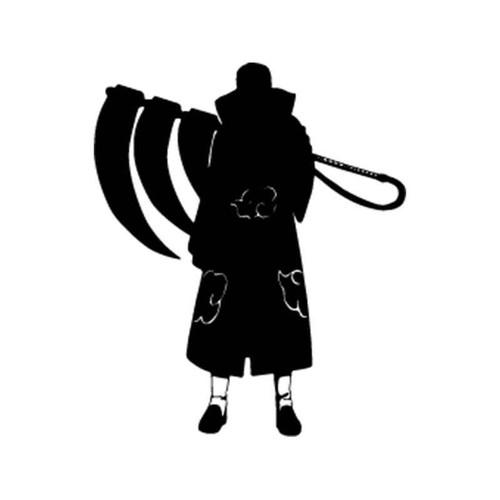 Naruto Hidan 11 Vinyl Sticker