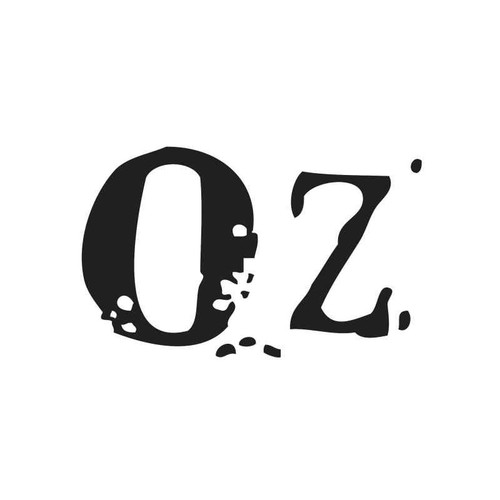 Oz Vinyl Sticker