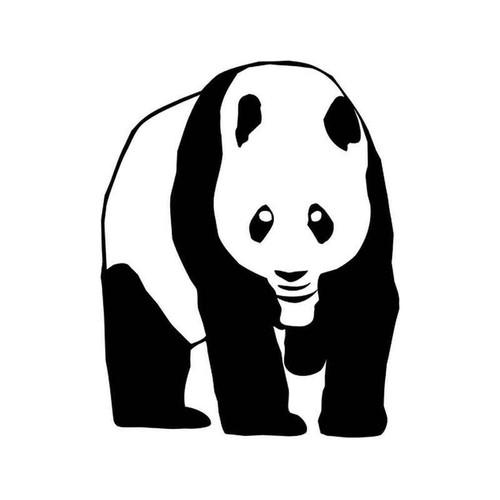 Panda 181 Vinyl Sticker