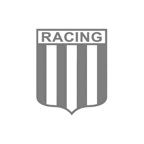 Racing Club Futbol Vinyl Sticker