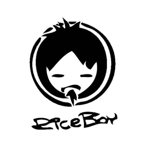 Rice Boy 67 Vinyl Sticker