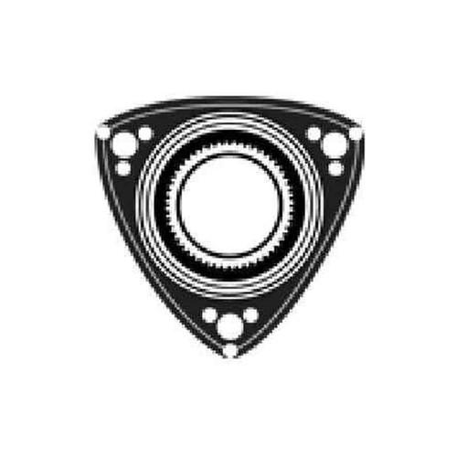 Rotary Engine Vinyl Sticker