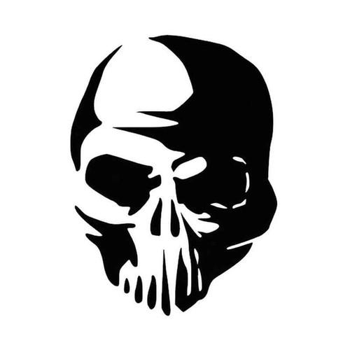 Skull 32 Vinyl Sticker