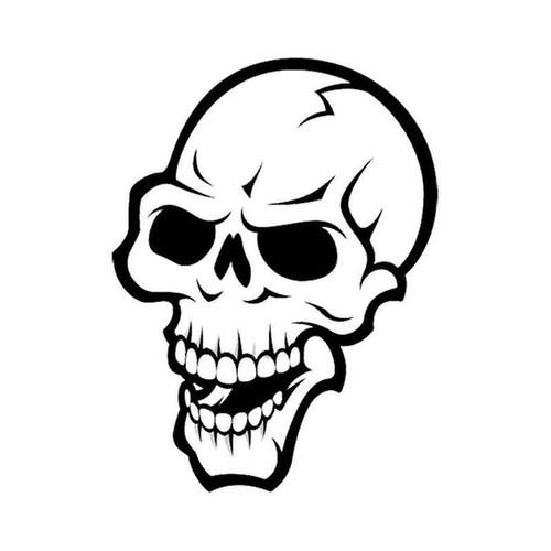 Skull 49 Vinyl Sticker