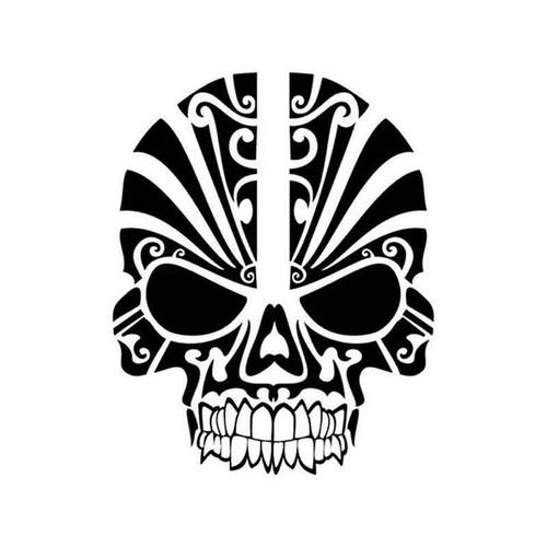 Skull 86 Vinyl Sticker