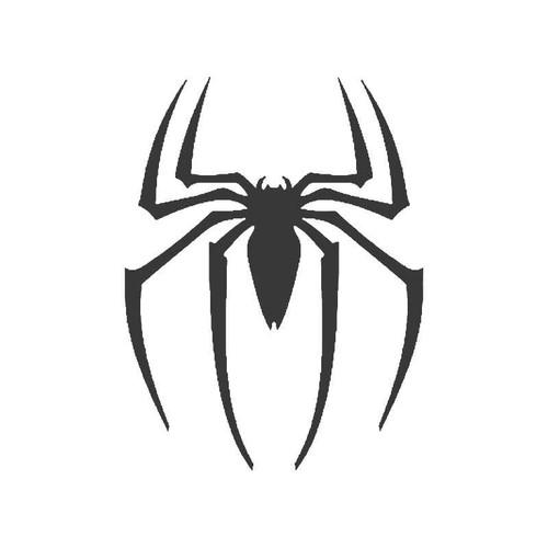 Spiderman Logo Bumper Marvel Vinyl Sticker