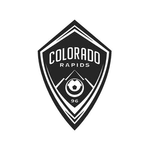 Colorado Rapids Mls Vinyl Sticker