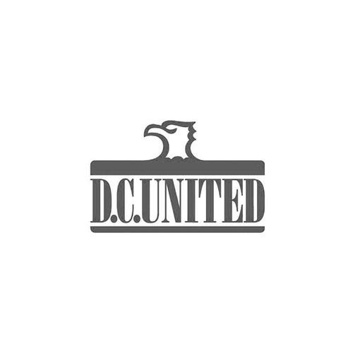 Dc United Mls Vinyl Sticker