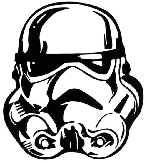 Star Wars Storm Trooper 7