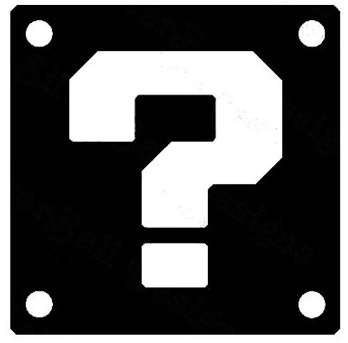 Super Mario Mystery Block