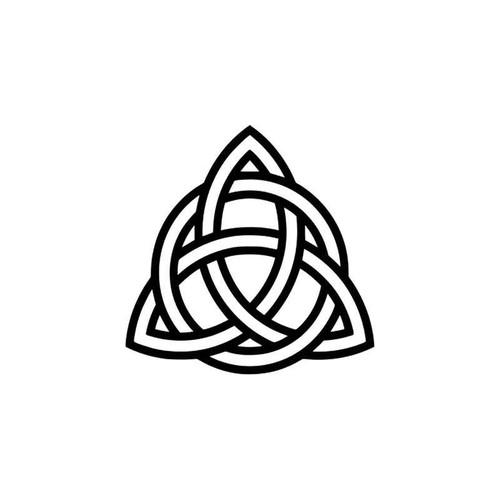 Triqueta Celtic Knot Vinyl Sticker
