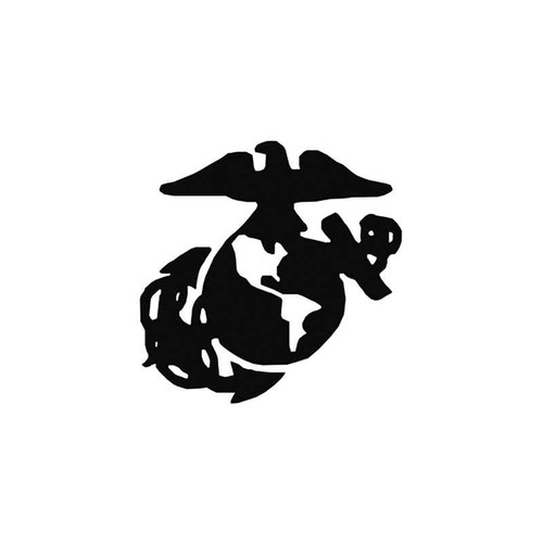 U.S. Marines Vinyl Sticker