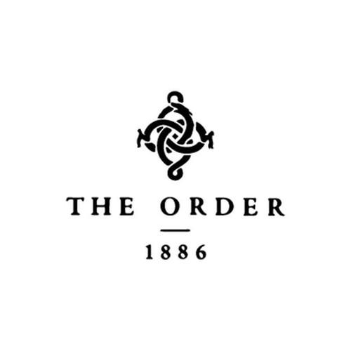 The Order 1886 The Order 1886 Logo Silhouette Vinyl Sticker