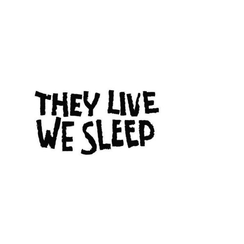 They Live Vinyl Sticker