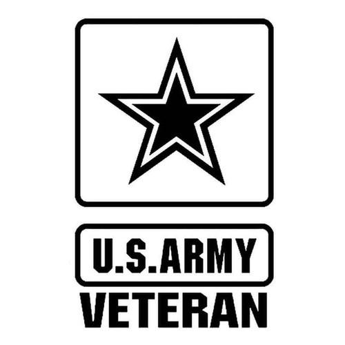 Us Army 344 Vinyl Sticker
