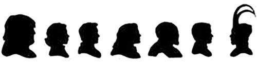 The Avengers Silhouette