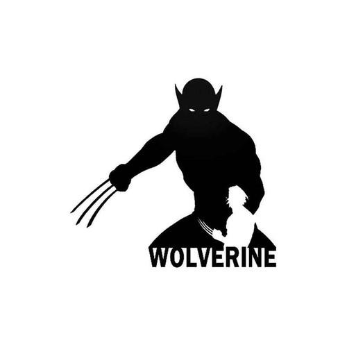 Wolverine 421 Vinyl Sticker