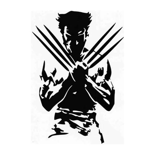 Wolverine 59 Vinyl Sticker