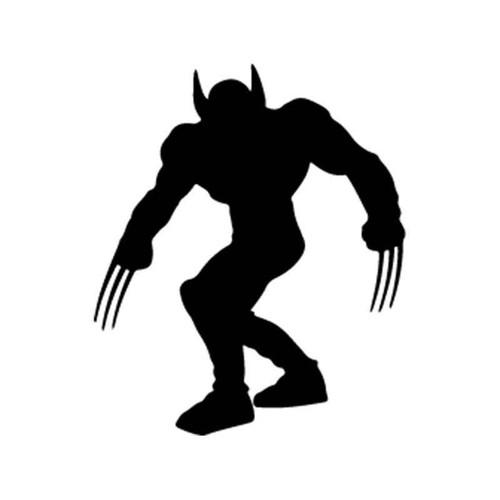 X Men Wolverine 6 Vinyl Sticker
