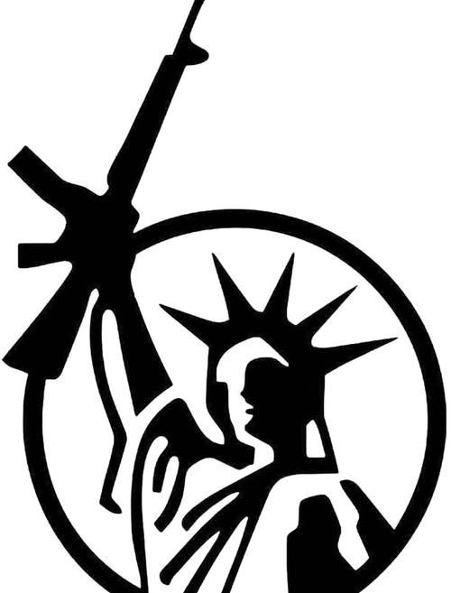 2nd Amendment Statue of Liberty