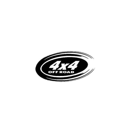 4x4 Off Road 28 Vinyl Sticker