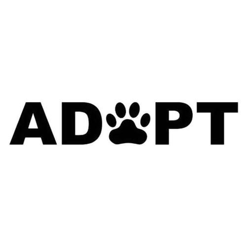 Adopt A Pet 521 Vinyl Sticker