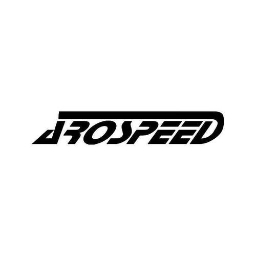 Aerospeed 1 Vinyl Sticker
