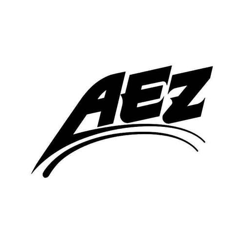 Aez Vinyl Sticker