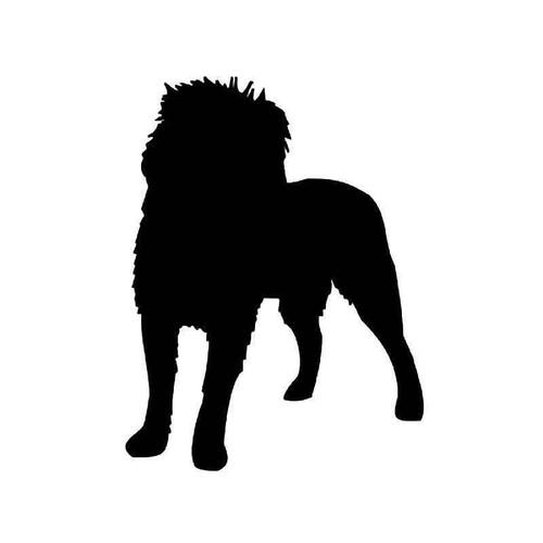 Affenpinscher Dog 1 Vinyl Sticker