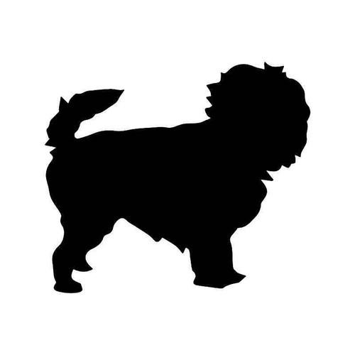 Affenpinscher Dog Pet Vinyl Sticker