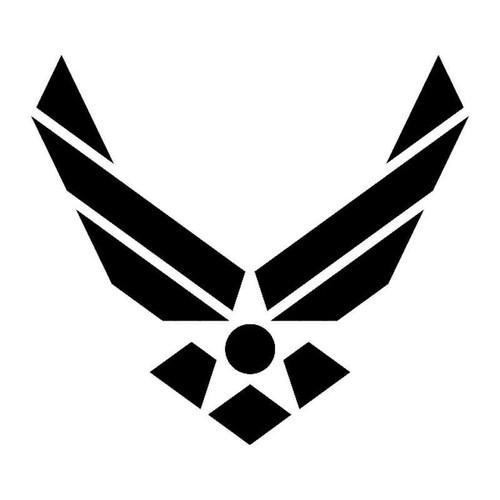 Air Force Symbol Vinyl Sticker