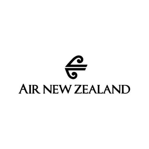 Air New Zealand Airlines 1 Vinyl Sticker