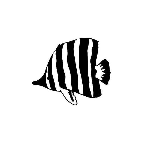 Angelfish 2 Vinyl Sticker