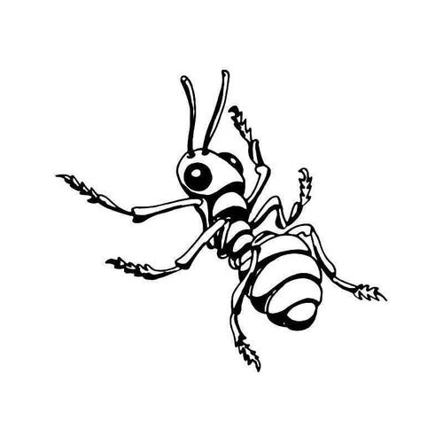 Ant Insect Vinyl Sticker