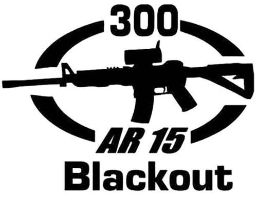 AR 15 300 Blackout