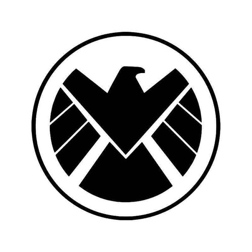 Avengers Agents Of Shield 3 Vinyl Sticker