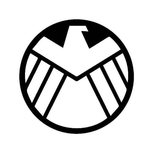 Avengers Agents Of Shield 4 Vinyl Sticker