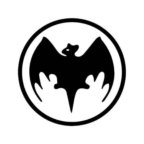 Badi Bat Vinyl Sticker