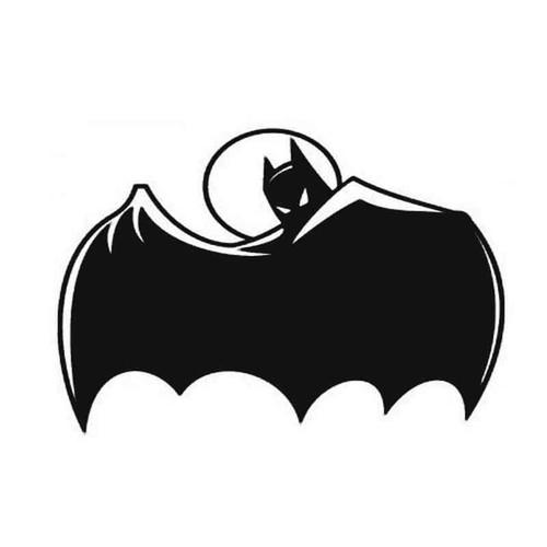Batman 176 Vinyl Sticker