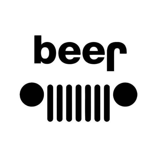Beer Jeep