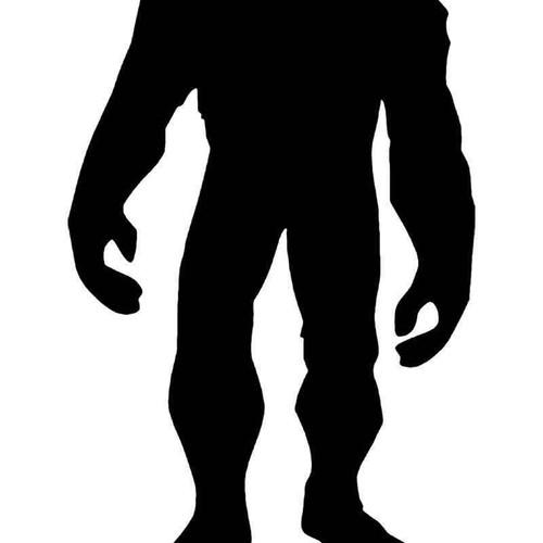 Believe Sasquatch Bigfoot 3 Vinyl Sticker