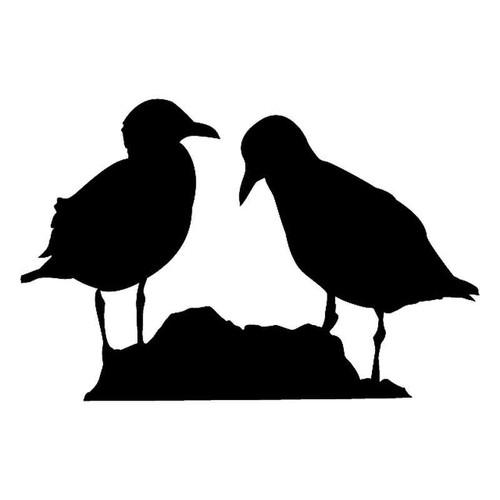 Birds Vinyl Sticker