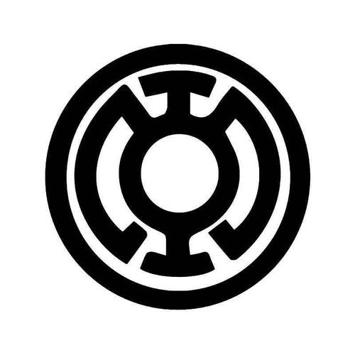 Blue Lantern Corps Vinyl Sticker